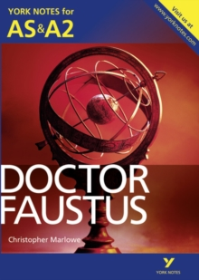 Doctor Faustus: York Notes for AS & A2, Paperback