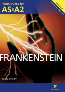 Frankenstein: York Notes for AS & A2, Paperback Book