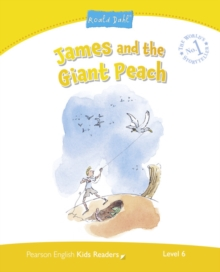 Penguin Kids 6 James and the Giant Peach (Dahl) Reader, Paperback