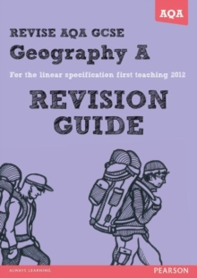 Revise AQA: GCSE Geography Specification A Revision Guide, Paperback