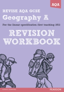 Revise AQA: GCSE Geography Specification A Revision Workbook, Paperback