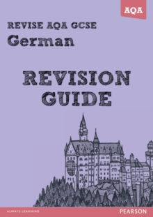 Revise AQA: GCSE German Revision Guide, Paperback Book
