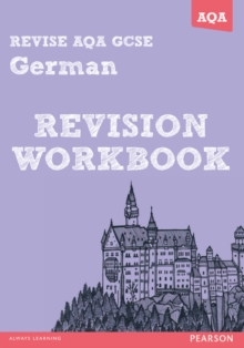 Revise AQA: GCSE German Revision Workbook, Paperback Book