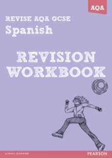 Revise AQA: GCSE Spanish Revision Workbook, Paperback Book