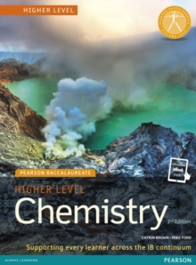 Pearson Baccalaureate Chemistry Higher Level 2nd Edition Print and Online Edition for the IB Diploma, Mixed media product