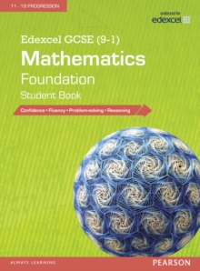 Edexcel GCSE (9-1) Mathematics: Foundation Student Book, Paperback Book