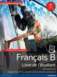 Pearson Baccalaureate Francais B New Bundle (Not Pack), Mixed media product