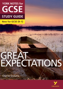 Great Expectations: York Notes for GCSE (9-1), Paperback