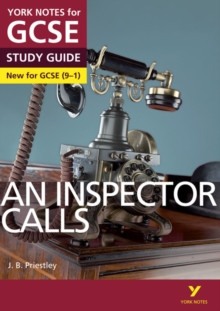 An Inspector Calls: York Notes for GCSE (9-1), Paperback