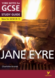 Jane Eyre: York Notes for GCSE (9-1), Paperback Book