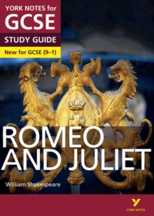 Romeo and Juliet: York Notes for GCSE (9-1), Paperback Book