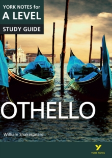 Othello: York Notes for A-Level, Paperback