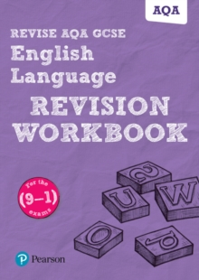 REVISE AQA GCSE English Language Revision Workbook : For the 9-1 Exams, Paperback