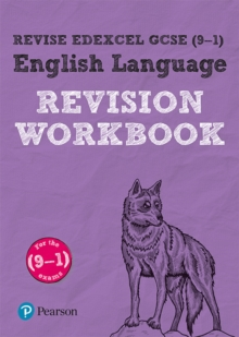 REVISE Edexcel GCSE English Language Revision Workbook : For the 9-1 Exams, Paperback Book