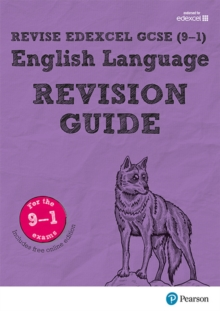 REVISE Edexcel GCSE (9-1) English Language Revision Guide, Mixed media product