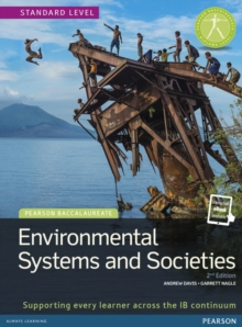 Pearson Baccalaureate: Environmental Systems and Societies Bundle, Mixed media product Book