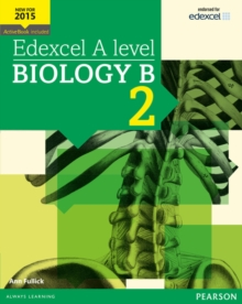Edexcel A Level Biology B Student Book 2 + Activebook, Mixed media product