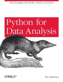 Python for Data Analysis, Paperback Book