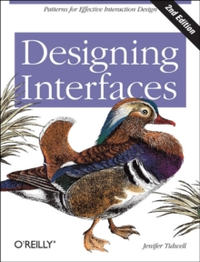 Designing Interfaces, Paperback