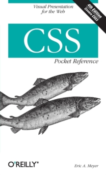 CSS Pocket Reference, Paperback Book