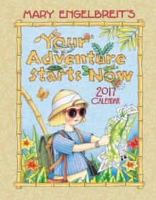 MARY ENGELBREIT 2017 WEEKLY PLANNER CALE,
