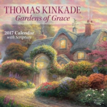 THOMAS KINKADE GARDENS OF GRACE WITH SCR,