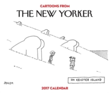 CARTOONS FROM THE NEW YORKER 2017 DAYTOD,