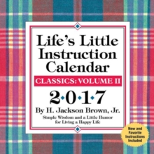 LIFES LITTLE INSTRUCTION 2017 DAYTODAY C,