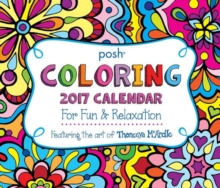 POSH: COLOURING 2017 DAY-TO-DAY CALENDAR,