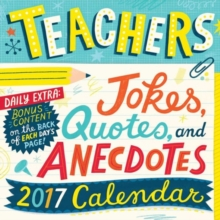 TEACHERS 2017 DAYTODAY CALENDAR,