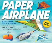 PAPER AIRPLANE FOLDADAY 2017 DAYTODAY CA,