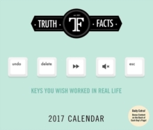 TRUTH FACTS 2017 DAYTODAY CALENDAR,