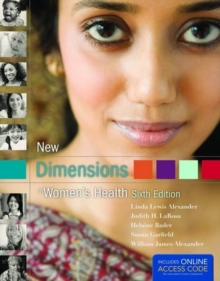 New Dimensions In Women's Health, Paperback