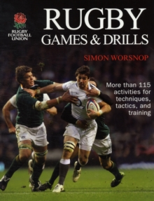 Rugby Games & Drills, Paperback