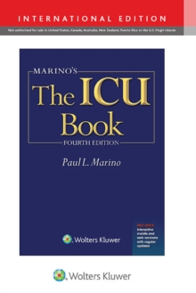 Marino's the ICU Book, Paperback