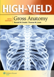 High-Yield Gross Anatomy, Paperback