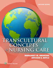 Transcultural Concepts in Nursing Care, Paperback Book
