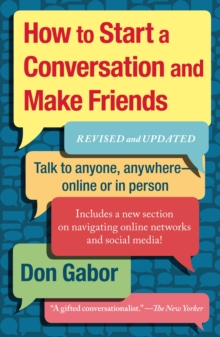 How to Start a Conversation and Make Friends, Paperback