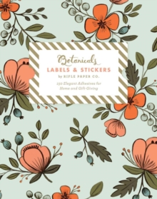 Botanicals Labels & Stickers, Stickers