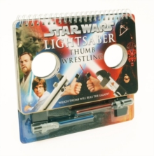 Star Wars Lightsaber Thumb Wrestling, Novelty book