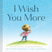 I Wish You More, Hardback