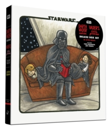 Darth Vader & Son / Vader's Little Princess Deluxe Box Set (Includes Two Art Prints) (Star Wars), Mixed media product