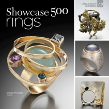Showcase: 500 Rings : New Directions in Art Jewelry, Paperback