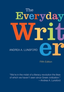 The Everyday Writer, Paperback