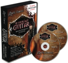 In Your Face Guitar - Advanced Techniques and Concepts, DVD