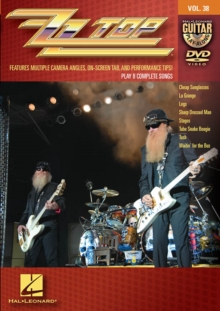 ZZ Top: Guitar Play-along, DVD