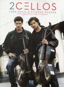 Luka Sulic/Stjepan Hauser : 2Cellos, Paperback