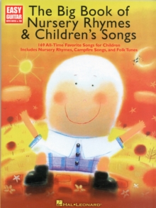 The Big Book of Nursery Rhymes and Children's Songs, Paperback Book