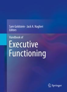 Image of Handbook of Executive Functioning