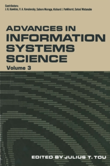 Image of Advances in Information Systems Science
